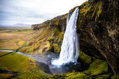 500px / Seljalandsfoss Iceland by Isaac Gautschi