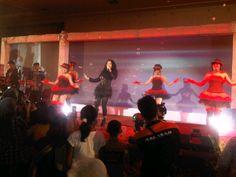 Sukses Besar di Pekalongan @tinatoon93 Great Performance