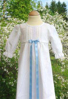 Dåpskjole Tradisjon hvit Grace of Sweden Christening Gowns, Cold Shoulder Dress, Dresses With Sleeves, Long Sleeve, Inspiration, Sweden, Fashion, Yarns, Dots