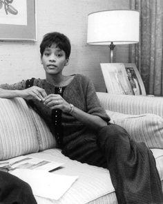 Whitney Houston in New Jersey 1985