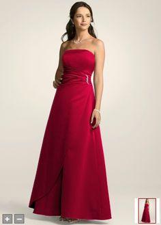 apple red bridesmaid dress - Austin Tx Wedding - Pinterest - Red ...