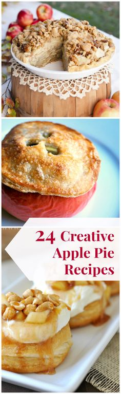 Get ready for a delicious holiday with one of these clever apple pie recipes!
