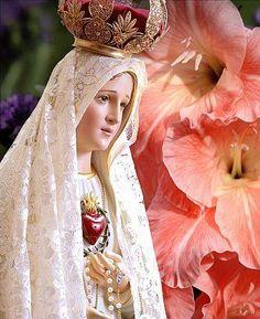 Jesus Fonte de Luz: TRÍDUO A NOSSA SENHORA DE FÁTIMA - 2º dia