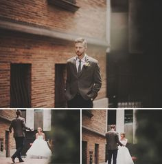 Stylish Marvimon House Wedding: Raqel + Madison