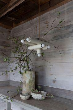 Smooth Lines, Pendant Design, White Oak, Light Photography, Pendant Lamp, Lighting Design, Track Lighting, Home Furnishings, Furniture Design
