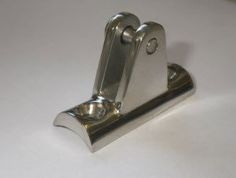 Bimini top mounting hardware / for boats MATC
