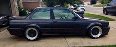 BMW E30 325is black