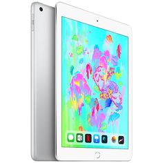 iPad (2018) 128 GB WiFi (silver)