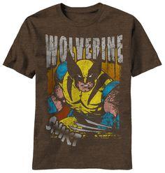 Wolverine - Pick Three Camiseta