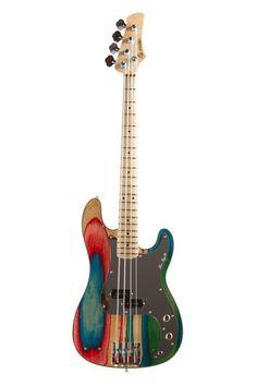 BASS GUITAR OPTIONS — Prisma Guitars #Guitartypes