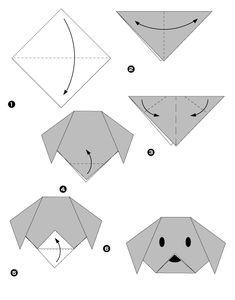 - Origami - Simple origami for kids and their parents. Selection of funny and cute figures — DIY is … nice Simple origami for kids and their parents. Selection of funny and cute figures — DIY is FUN Read More by Origami Design, Origami Diy, Useful Origami, Origami Tutorial, Origami Paper, Diy Paper, Paper Crafts, Origami Folding, Origami Envelope