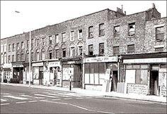 Hackney Road, Bethnal Green