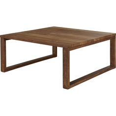 dondra coffee table in view all new   CB2
