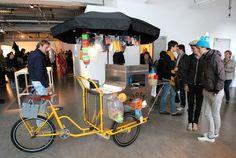 Kiosk Unfold - street vending 3D printing