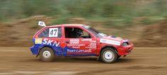 N. Barz im Internview #Autocross #IDC #Master