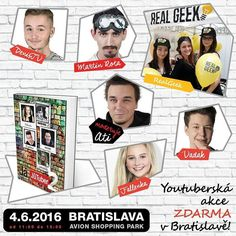 Bratislava, Geek Stuff, Instagram Posts, Youtube, Cards, Geek Things, Maps, Playing Cards, Youtubers