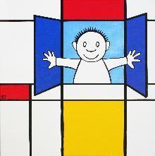 Mondrian lesson