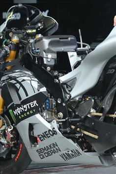Rossi's Yamaha, Sepang 1 tests, February 2013