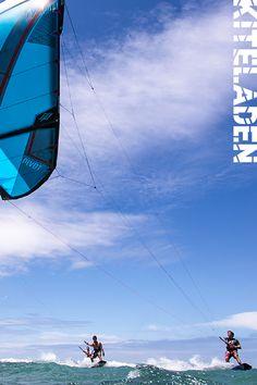 Der Naish Pivot ist ein Freeride Kite der Extraklasse! Dieser Kite begeistert nicht nur BigAir Fans sondern auch Wave Kitesurfer mit Hang zum Freeriden. Schnelle Turns und vorhersehbarer Zugabbau machen diesen Kite unique! #naishkites #kitesurf #naishpivot