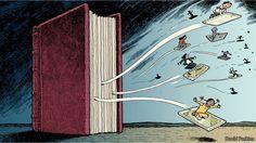 Textbooks round the world: It ain't necessarily so | The Economist