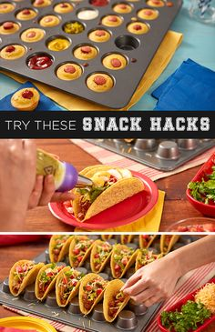 When you're prepping snacks for a crowd, you want to save as much time as you… tailgating recipes