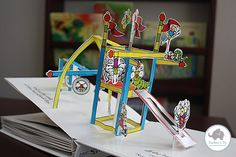 The best pop-up books! Bugs by David A. Carter