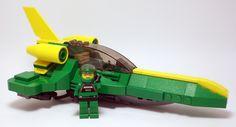 /by Jeffykins #flickr #LEGO #space