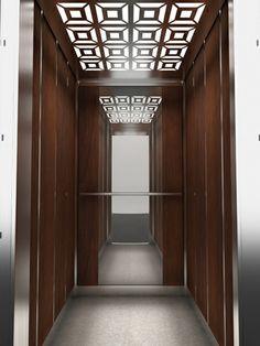 Lotta Lift Design, Wall Design, Elevator Design, Elevator Lobby, Lifted Cars, Inside Design, House Elevation, Lobbies, Building Design