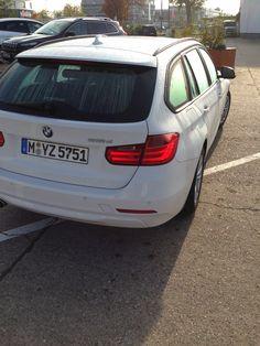 BMW 318d Touring 21.11.-05.12.2014 #sixt