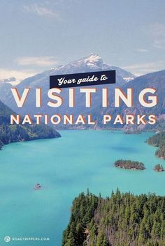 North America has so many beautiful national parks to visit. #nationalparks