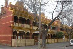 161-181 Cecil Street, South Melbourne. Melbourne, Victoria