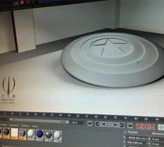 CGI - Captain America's shield first modeling steps.  #3ddesign #3d #3Dartwork #3dart #sciencefiction #starwars #artwork #c4d #cinema4d #cgi #cg #cgartwork #3dmodelig #scifi #vfx #gaming #gamer #game #comic #design #designer #visualdesign #art #film #startrek #concept #marvelcomics #marvel #productdesign #industrialdesign by nesseii