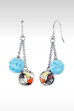 Larimarket - MarahLago Bayside Collection Larimar Earrings - Larimarket Exclusive!, $345.00 (http://www.larimarket.com/marahlago-bayside-collection-larimar-earrings-larimarket-exclusive/)