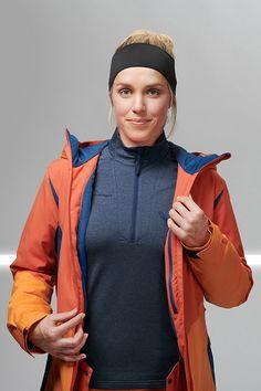 Casanna Thermo Hooded Hardshell Jacket for Women