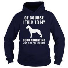 Trending Tee Shirt For Dogo Argentino DogTee Shirts