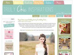 I love this blog design! Custom WordPress Blog Design by jellydesignstudio on Etsy, $300.00 more on http://html5themes.org