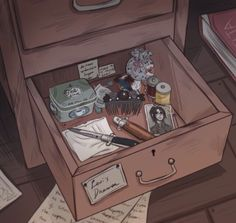 Levi's drawer by drinkyourfuckingmilk.tumblr.com