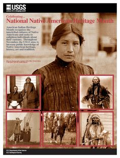 2003 National Native American Heritage Month poster