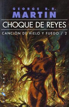 Canción de hielo y fuego: Choque de reyes (Omnium): 2 (Gigamesh Omnium) de George R.R. Martin http://www.amazon.es/dp/8496208680/ref=cm_sw_r_pi_dp_lGiVvb1CSH85Z