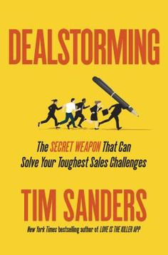 A well-known Silicon Valley solutions guy and author makes his pitch for smart collaboration that closes the deal. The team theme, so popular in this century, is further underscored by Sanders as the way to win whether in terms of negotiations, monies, accounts, or just plain relationships.