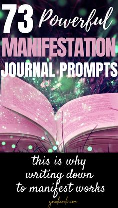 Journal Prompts For Teens, Gratitude Journal Prompts, Journal Ideas, Journal Questions, Therapy Journal, Manifestation Journal, Law Of Attraction Affirmations, Love Journal