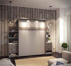 armoire lit escamotable qui se transforme en bureau enfant like pinterest bureaux et armoires. Black Bedroom Furniture Sets. Home Design Ideas