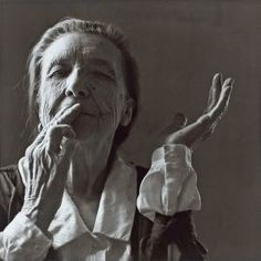 Yann Charbonnier - Portrait De Louise Bourgeois. Louise Joséphine Bourgeois, was a renowned French-American artist and sculptor, one of the most important artists in modern and contemporary art