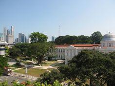 Projetando zonas verdes em Singapura a partir de dados e planificação urbana.    leia mais sobre desenvolvimento sustentável de cidades:  http://www.siemens.com.br/desenvolvimento-sustentado-em-megacidades/