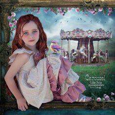 Carousel by EstherPuche-Art.deviantart.com on @DeviantArt