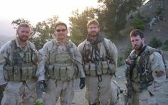 Lone Survivor amazing, fearless!! They never gave up! Thank The Lord for these solders and what they sacrificed to protect our country. I am humbled.