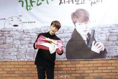 Kim Jaejoong - SPY's Fan Support
