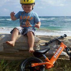 Strider bike for my toddler.