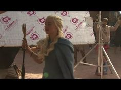Video: Making Of Game Of Thrones Season Vlog - Molding The Book Into A Series Game Of Thrones Online, Gif Game Of Thrones, Hbo Go, Iron Throne, Season 4, Daenerys, The Book, Pop Culture, Google News