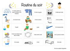 Discover recipes, home ideas, style inspiration and other ideas to try. Autism Education, Education Quotes, Diy Organisation, Behaviour Chart, Teaching French, Potty Training, Kids And Parenting, Ramadan, Activities For Kids